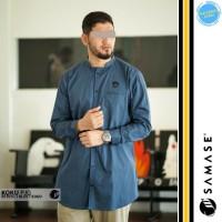 Pakaian Muslim Pria Baju Koko Kurta Koku Premium Samase TDS-KK001