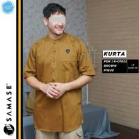 Baju Kurta Busana Muslim Premium Pria Samase TDS-KU007