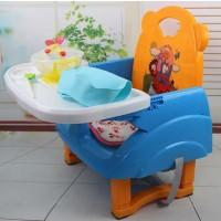Kursi makan anak bayi / Folding booster seat baby
