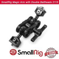 SmallRig Magic Arm with Double Ballheads Arri locating Pins 1/4 2115
