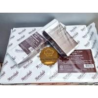 Mercolade Flexy Dark Chocolate REPACK 1kg / Coklat Batangan