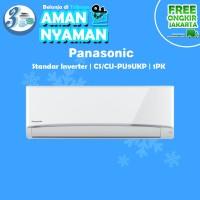 PANASONIC 1pk AC Split R32 STANDAR INVERTER PU 9 UKP