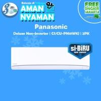 PANASONIC 2pk AC Split R32 DELUXE STANDART PN 18 UKJ