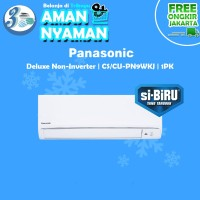PANASONIC 1pk AC Split R32 DELUXE STANDART PN 9 UKJ