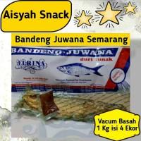 Bandeng Presto Juwana Khas Semarang Vacum Basah 1 kg isi 4 ekor