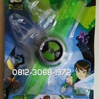 Ready Stock Baju Kostum Anak Karakter Superhero Ben10 Benten Ben 10
