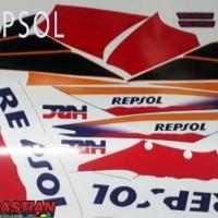 Striping CBR OLD 150 LAMINASI Repsol