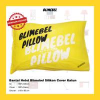[TERMURAH] Bantal Tidur Silikon Murah Grosir King / Bantal Hotel