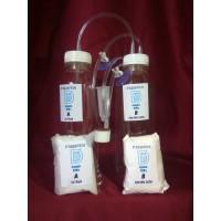 CISOD CO2 DIY D'AQUAFRIN AQUASCAPE FULLSET botol tabung & bahan, murah