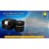 ayla breast care cream NASA bpom