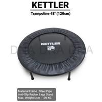 Trampoline Kettler 48 (120cm) / Trampolin Kettler ORIGINAL