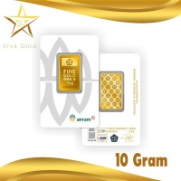 LOGAM MULIA ANTAM ( LM ) 10GR 10 GRAM