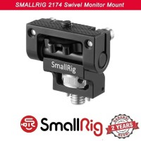 SmallRig Universal DSLR Swivel Monitor Mount w Arri Locating Pin 2174