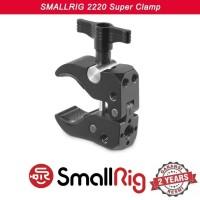 SmallRig DSLR Kamera Rig Super Clamp Thread Arri Locating Holes 2220