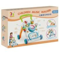 Terlaris! Alat Bantu Belajar Jalan Bayi Berjalan Babby Push Walker