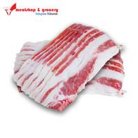 Daging Sapi - US Shortplate Beef Slice / Pack +-500 Gr