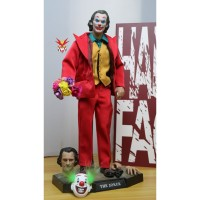 Hot Toys Joker Joaquin Phoenix Clown The Comedian 2020 1/6 HT Figure