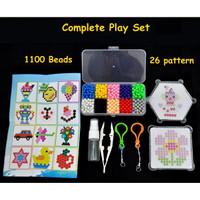 Mainan Edukasi Aquabeads 1100 Beads