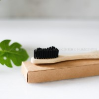 BAMBOO CHARCOAL TOOTHBRUSH GRE0051 - GREATER GOOD