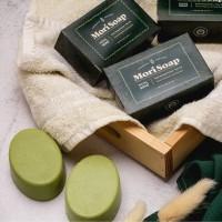 Sabun Batang Kelor Asli Moringa Bar Soap