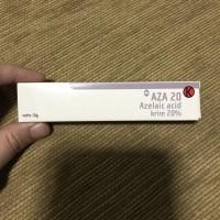 AZELAIC AZALEIC ACID AZA 20 %