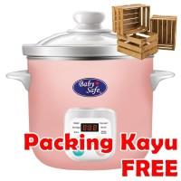 Baby Safe LB06D Slow Cooker Digital Alat Masak Makanan MPASI Bayi