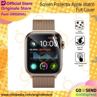 Screen Guard for Apple Watch Series 5 4 40mm 44mm Full Cover