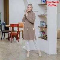 Baju Tunik Kaos Kina Tunik Original Dosti