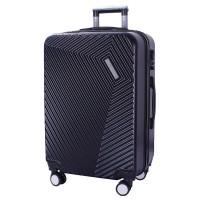 Real Polo Tas Koper Kabin Hardcase Fiber ABS-4 Roda Putar-EJFA Size 20