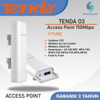 Tenda Outdoor CPE 03 5KM Outdoor Point To Point