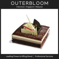 Kue Ultah - Best of Triple Chocolate Cake