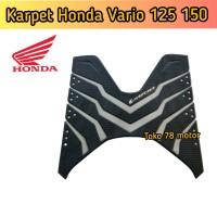 Karpet Honda Vario 150 125 original AHM 2018 Smartkey