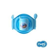 Caddy Alat Makan Bayi Set Isi 7 Pcs - Baby Cutlery