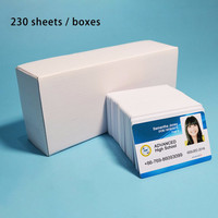 PasarBB PVC ID Card 0,76 White uk 8.6 x 5.4 cm (Kertas PVC INSTANT)