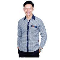 Kemeja Pria Planel Casual Formal - Kemeja Casual Kantor - Baju Atasan