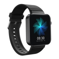 Biden Smartwatch Mi5 Bluetooth music Heart rate monitoring jam pria