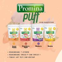 Promina Puff 8 bulan rasa Sweet Potato Cemilan Baby Bergizi Snack Anak - Sweet Potato