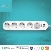 BARDI Smart Extension Power Strips (Smart Stop Kontak, WIFI)
