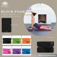 Block / Balok Foam Yoga