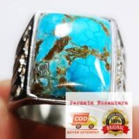 Batu natural pirus persia garansi asli