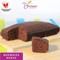 Brownies Kukus Cokelat