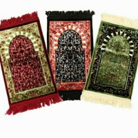 sajadah turky#sajadah rawdah#sajadah yakar mini 35x70