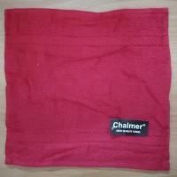 handuk sapu tangan chalmer polos / uk 30 x 30 cm