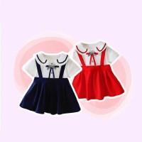 Sailor Dress / Terusan Bayi