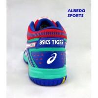 Sale Sepatu Voli Volly Volley Asics Tiger Pro Ace Mid Original Md