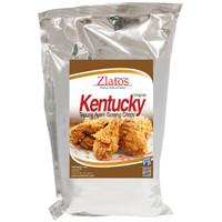 Tepung Ayam Crispy Krispi Fried Chicken Kentucky Zlatos Original 1kg