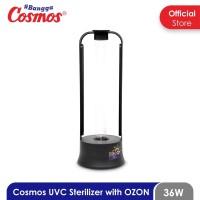 Cosmos Double Action Sterilizer UVC Light [BERSERTIFIKAT LABORATORIUM]