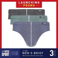 Celana Dalam Pria GT MAN GMZ Isi 3 Pcs - Briefs Men Underwear