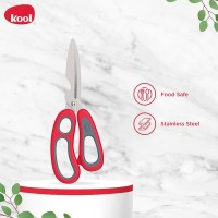 KOOL Twin Hole Scissors and Bottle Opener