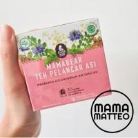 Mamabear ASI booster tea / teh penambah atau pelancar ASI Mama Bear